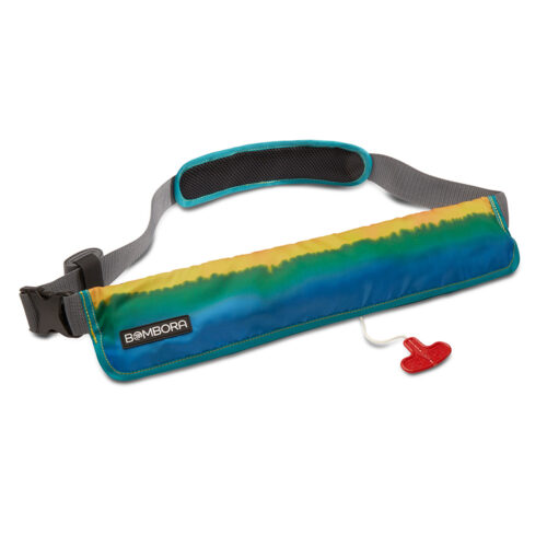 Personal flotation device - Rasta style